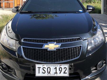 2012 Chevrolet Cruze A/T