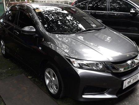 2016 Honda City 1.5E CVT