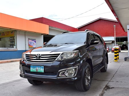 2013 Toyota Fortuner G AT 818t Nego Batangas Area