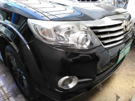 2012 Toyota Fortuner 3.0 V Diesel 4x4 AT