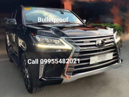 Used 2018 Lexus LX570 Bulletproof levelb6 inkas Canada