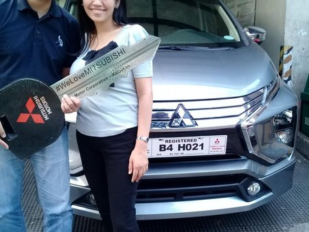 Silver Mitsubishi XPANDER 0 for sale in Caloocan