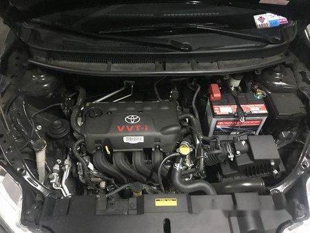 Black Toyota Yaris 2014 for sale in Manila