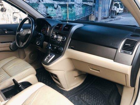 White Honda Cr-V 2007 for sale in Quezon City