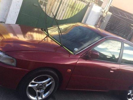 Sell Red 1997 Mitsubishi Lancer in Manila