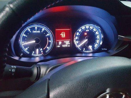 Grey Toyota Corolla altis 2016 for sale in Manila