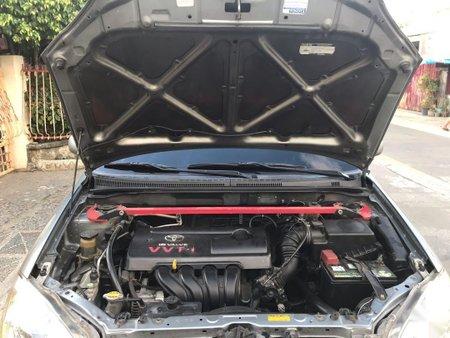 Sell Silver 2003 Toyota Corolla altis in Bangui