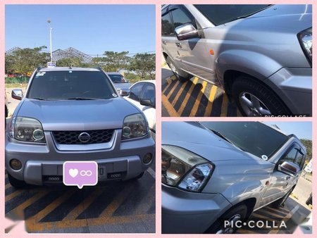 Sell Silver 2018 Nissan X-Trail in Manila