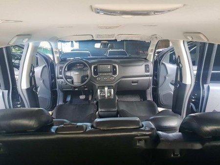 Black Chevrolet Trailblazer 2017 for sale in Mandaluyong
