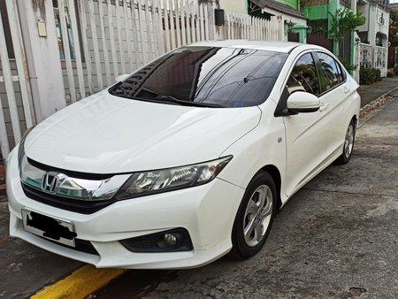 2014 Honda City 1.5 E CVT
