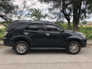 2013 Toyota Fortuner 2.7G A/T