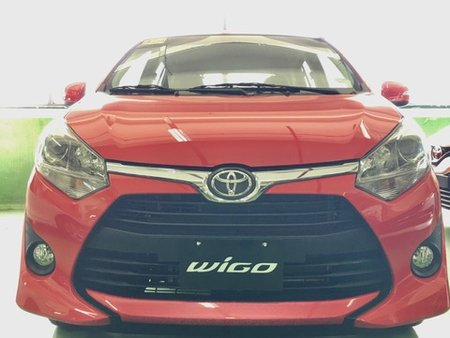 Brand New 2020 Toyota Wigo in Makati