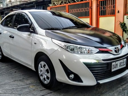 Toyota Vios 2019 Automatic not 2018 2020 2017