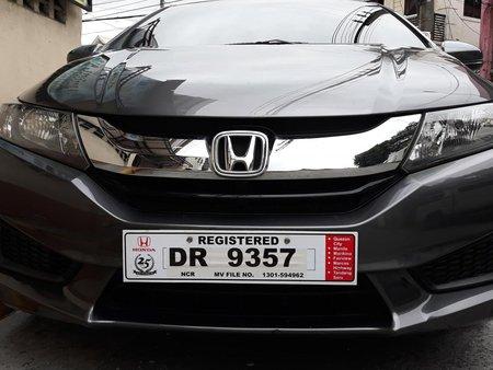2016 Honda City 1.5 E CVT