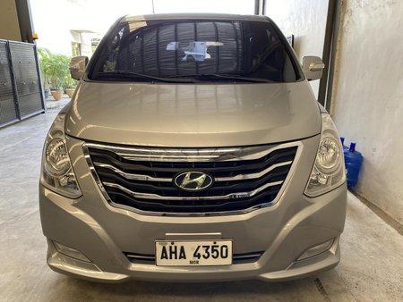 2015 Hyundai Grand Starex for sale in Cebu City
