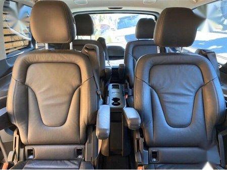 Mercedes-Benz V220 2016 Avantgarde Auto