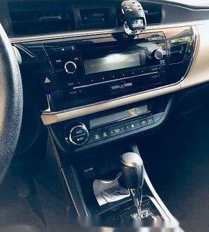 Black Toyota Corolla altis 2014 for sale in Automatic