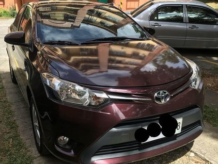 Selling Purple Toyota Vios 2017 in Quezon