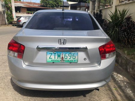 Selling Grey Honda City 2009 in Las Piñas City