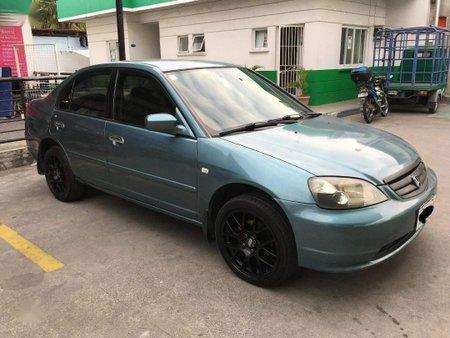 Selling Green Honda City 2000 in Binan City
