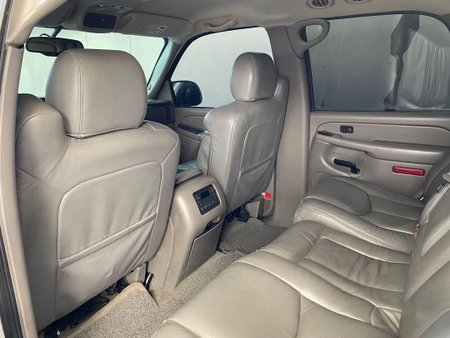 White Chevrolet Tahoe 2003 for sale in Cateel