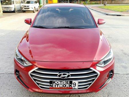 2017 Hyundai Elantra 1.6L A/T Gas