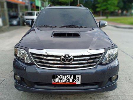 2014 Toyota Fortuner V 3.0L 4x4 A/T Diesel