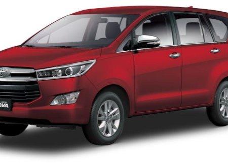 2020 Toyota Innova 2.8E DSL A/T