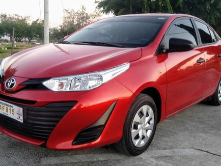 Toyota Vios 2019 Automatic not 2018 2020