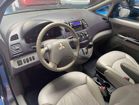 Silver Mitsubishi Grandis 2005 for sale in Bacoor