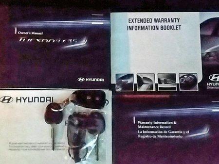 Grey Hyundai Tucson 2010 for sale in San Juan