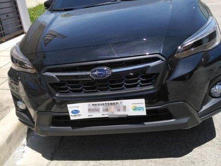 Sell Black 2019 Subaru Xv in Paranaque City