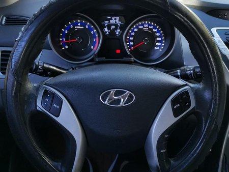 Sell Blue 2011 Hyundai Elantra in Quezon City