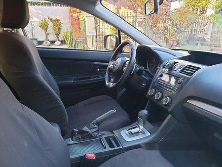Sell White 2014 Subaru Xv in Manila