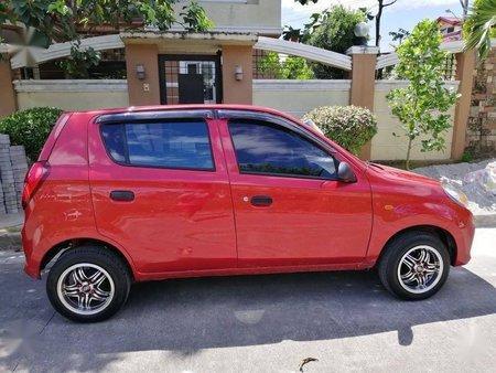 Sell Red 2017 Suzuki Alto in Manila