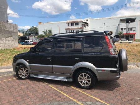Black Mitsubishi Adventure 2010 for sale in Manila