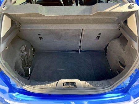 Selling Blue Ford Fiesta 2016 in Manila