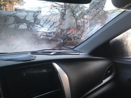 Grey Toyota Vios 2018 for sale in Manila