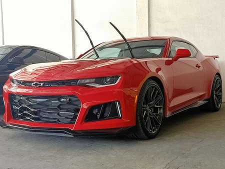 Brand new 2020 Chevrolet Camaro ZL1 Supercharged