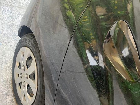 Sell Black 2015 Hyundai Eon in Manila