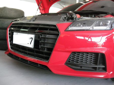 Sell Red 2015 Audi Tt in Quezon City