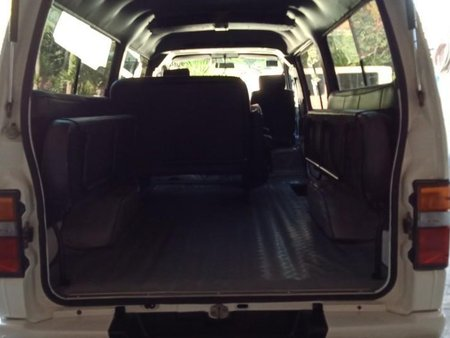 White Nissan Urvan 2015 for sale in Cabuyao