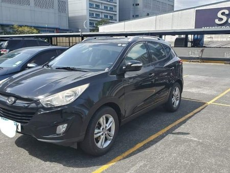 Hyundai Tucson 2.0 Gas AT 2011