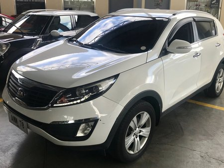 2014 Kia Sportage 4x2 EX AT