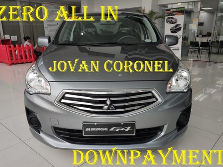 Brand New Mitsubishi Zero Down Payment for Mirage G4 2020!!! Make it Yours!!!