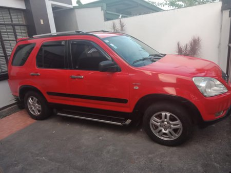 Honda CR-V manual 2003