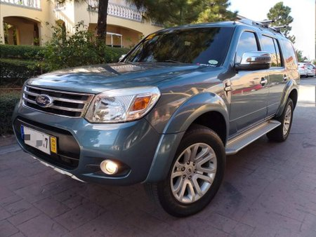 Limited Very Fresh Must have 2015 Ford Everest AT Diesel