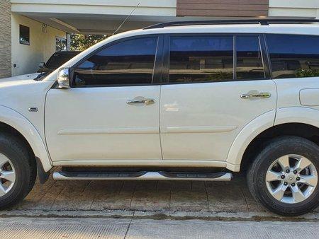 MITSUBISHI MONTERO 2013 for sale in Davao City