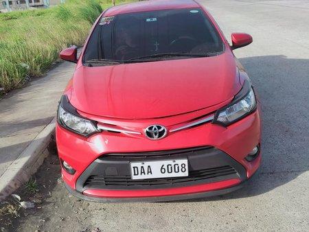 Toyota Vios 1.3 E MT 2017
