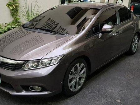 2012 Honda Civic 2.0 s